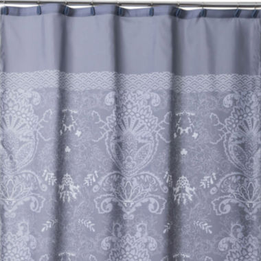 jcpenney.com | Saturday Knight Cherie Shower Curtain
