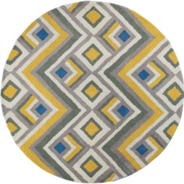 jcpenney.com | Donny Osmond Harmony by KAS Accents Round Rug