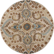 Donny Osmond Harmony by KAS Tapestry Round Rug