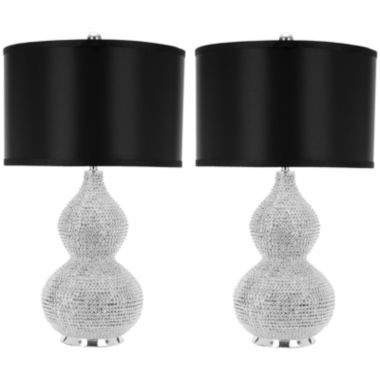 jcpenney.com | Mirabelle Bead Base Lamp- Set of 2