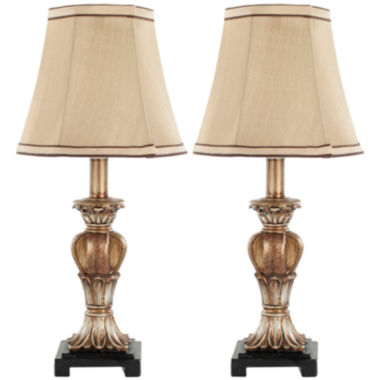 jcpenney.com | Anabelle Mini Urn Lamp- Set of 2