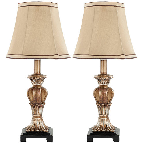 Anabelle Mini Urn Lamp- Set of 2