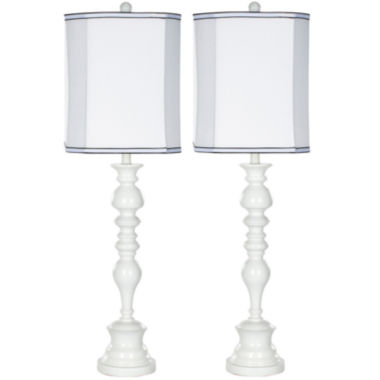 jcpenney.com | Lara Candlestick Lamp- Set of 2