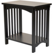Preston Mission Accent Table