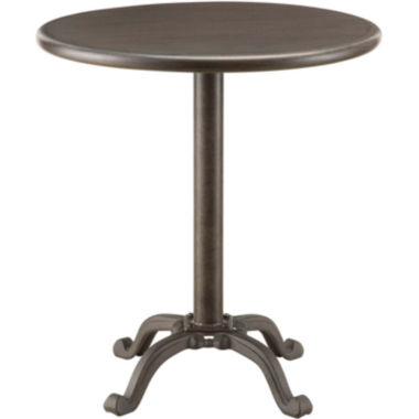 jcpenney.com | Addie Vintage Pedestal Accent Table