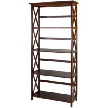 jcpenney.com | Montego 5-Tier Bookcase