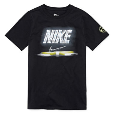 jcpenney.com | Nike® Short-Sleeve Graphic Tee - Boys 8-20