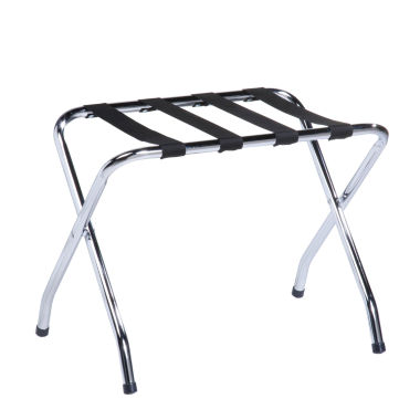jcpenney.com | Honey-Can-Do® Chrome Luggage Rack