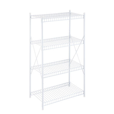 jcpenney.com | Honey-Can-Do® 4-Tier Storage Shelf