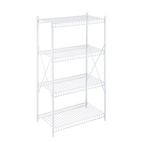 Honey-Can-Do® 4-Tier Storage Shelf
