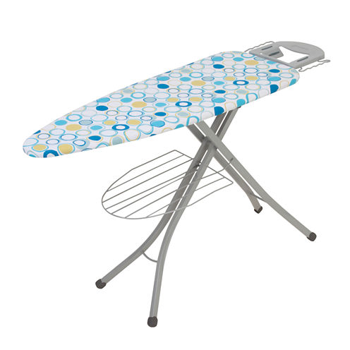 "Honey-Can-Do® 18x48"" Ironing Board with Rest & Shelf"