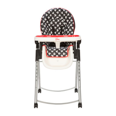 Disney Adjustable High Chair Color Mickey Silhouette