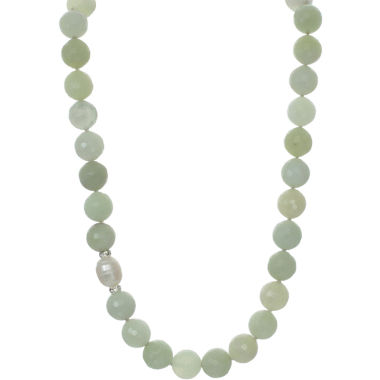 jcpenney.com | ROX by Alexa Genuine Jade Beaded Necklace