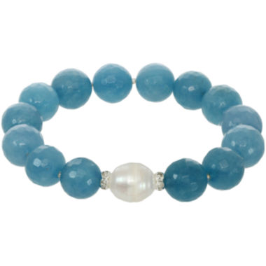 jcpenney.com | ROX by Alexa Aquamarine Stretch Bracelet
