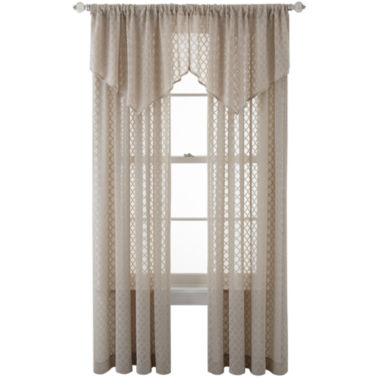 jcpenney.com | Royal Velvet® Stanza Window Treatments