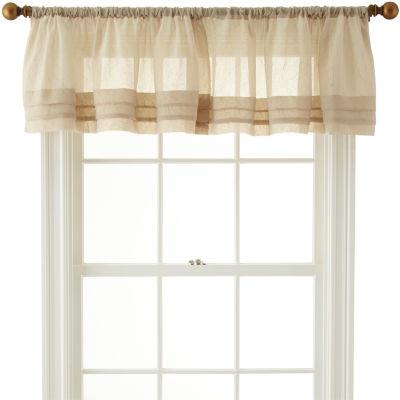 Royal Velvet Crushed Voile Window Treatments