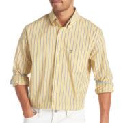 Arrow® Hamilton Long-Sleeve Poplin Shirt