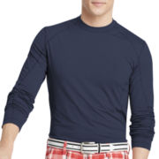 IZOD® Golf Long-Sleeve Slim-Fit Jersey Tee