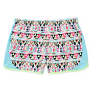 Xersion™ Tribal-Print Running Shorts - Girls 7-16 and Plus