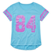 Xersion™ Football Tee - Girls 7-16 and Plus