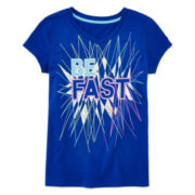 Xersion™ Athletic Graphic Tee - Girls 7-16 and Plus