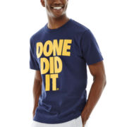 Rocawear Done Did It Graphic Tee