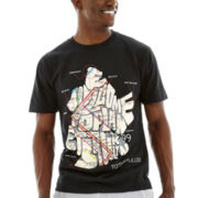 Rocawear Planet Brooklyn Graphic Tee