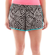 City Streets® Woven Shorts - Juniors Plus