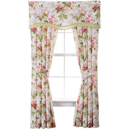 Waverly® Emma's Garden 2-Pack Curtain Panels