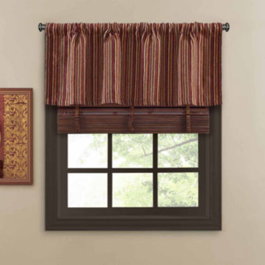 jcpenney.com | Richloom Otto Rod-Pocket Tailored Valance