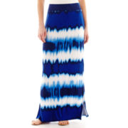 a.n.a® Side-Slit Maxi Skirt - Petite