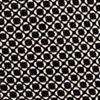 Black Geo Print