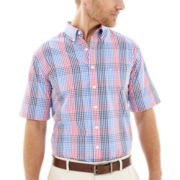Dockers® Short-Sleeve Fashion Woven Shirt
