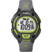 Timex® Ironman® Mens Triathlon Digital Sports Watch