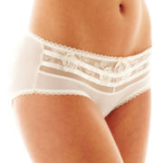 Sassa Embroidered Bikini Panties