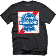 Trophy Husband Graphic Tee