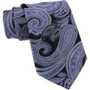 Claiborne® Moxcey Paisley Silk Tie