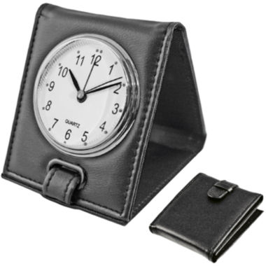 jcpenney.com | Natico Faux-Leather Travel Alarm Clock