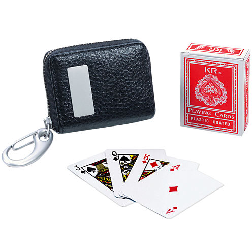 Natico Mini Travel Playing Card Set