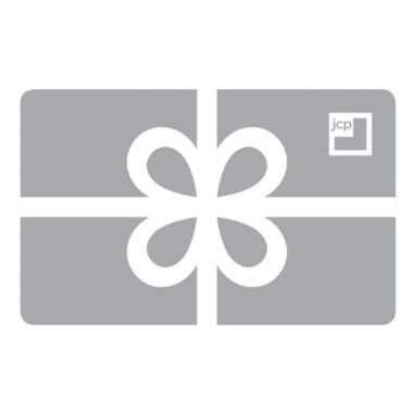 jcpenney.com | $500 Silver Bow Gift Card