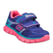 Skechers® Synergy  Girls Sneakers - Toddler