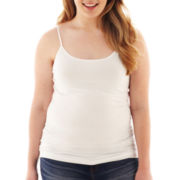 Arizona Favorite Stretch-Cotton Cami - Plus