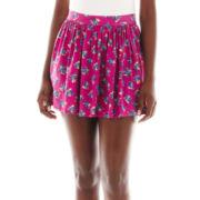 Arizona Print Skater Skirt