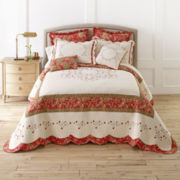 Home Expressions™ Claudia Bedspread & Accessories
