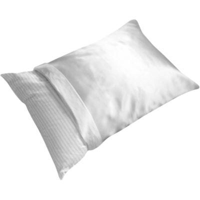 levinsohn pillow guard satin beauty care pillow protector