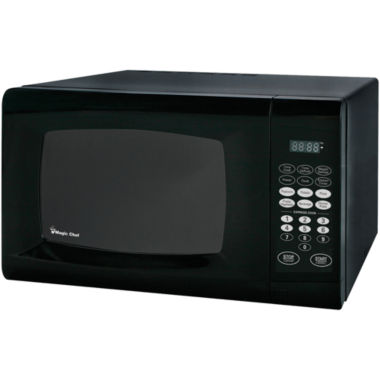 jcpenney.com | Magic Chef® 0.9-cu. ft. Microwave Oven