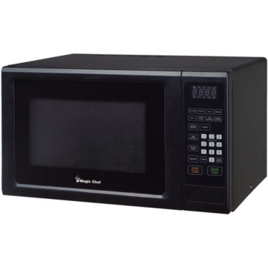 jcpenney.com | Magic Chef® 1.1-cu. ft. Microwave Oven