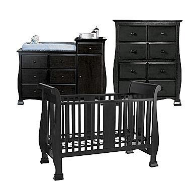 Rebin Usa1 Cheap Savanna Bella 3 Pc Baby Furniture Set