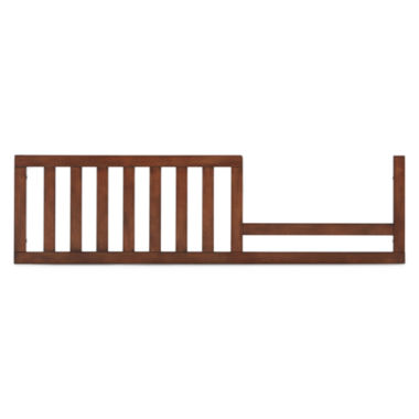 jcpenney.com | Bedford Baby Uptown Crib Toddler Guard Rail - Walnut