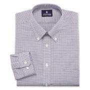 Stafford® Blended Oxford Dress Shirt–Big & Tall